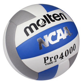 Soft Touch Volleyball Size5 Men and Women Indoor and Outdoor Balls V58X-N 4000 Training Ball PU Material Volleyball