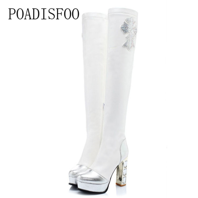 70baa8106d1f POADISFOO-Crystal-Boots-Women-Rhinestones-Over-Knee-Boots-Waterproof-Platform-Super-high-heeled-women-s-Boots.jpg 640x640.jpg