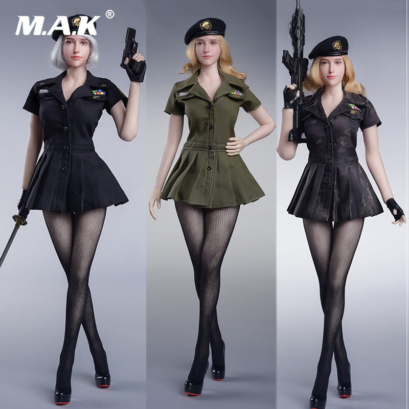 Fire Girl Toys 1//6 Us army style seamless tights set for hot action figure toys