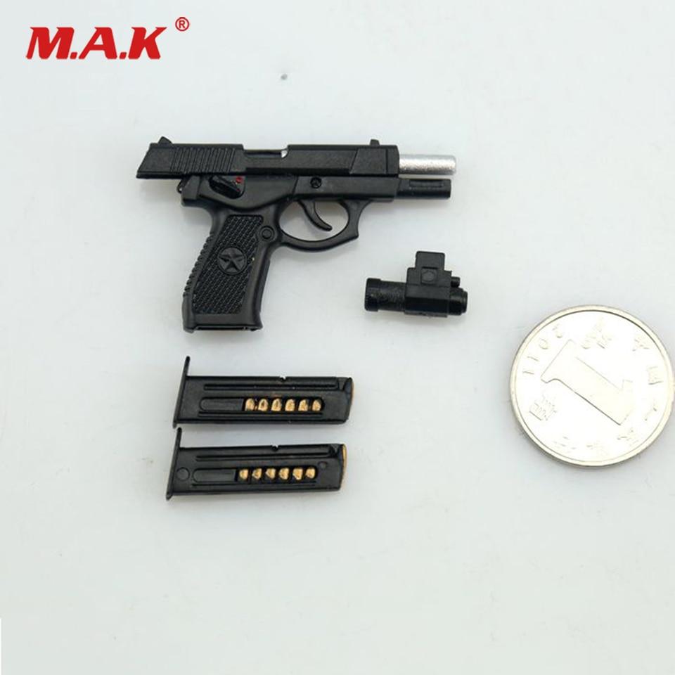 "Gun Weapon Model 1:6 Scale 4D Assembling QSZ92 Pistol Model For 12/"" toy Figure"