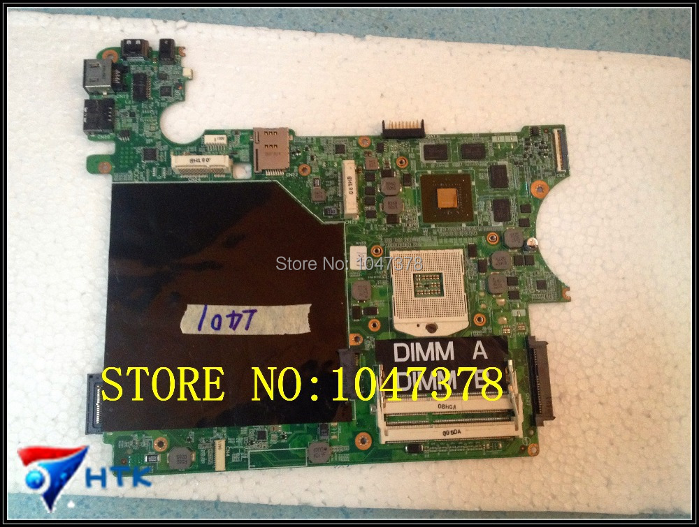 Wholesale for DELL XPS 14 L401x Laptop Motherboard CN-0N110P 0N110P N110P  100% Work Perfect wholesale 10 1 for dell xps 10 xps10 cn