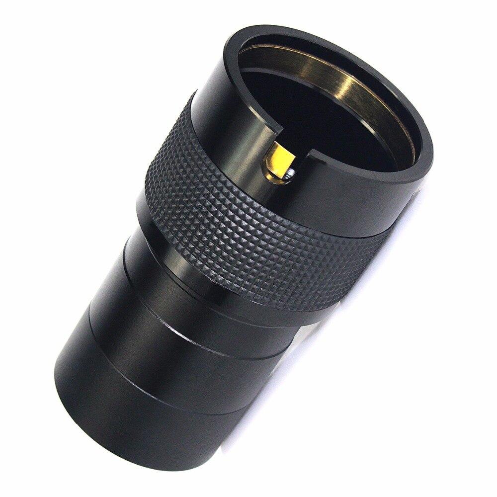 Svbone 2 ''ED 2 x Barlow lentille pour astronomie professionnel monoculaire jumelles télescope oculaire + adaptateur 2