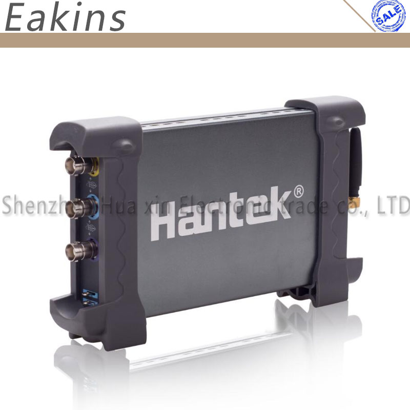 Hantai IDS1070A oscilloscope virtual oscilloscope 2 channel 70MHz250MSa s wireless WIFI connection to iPhone iPad Windows