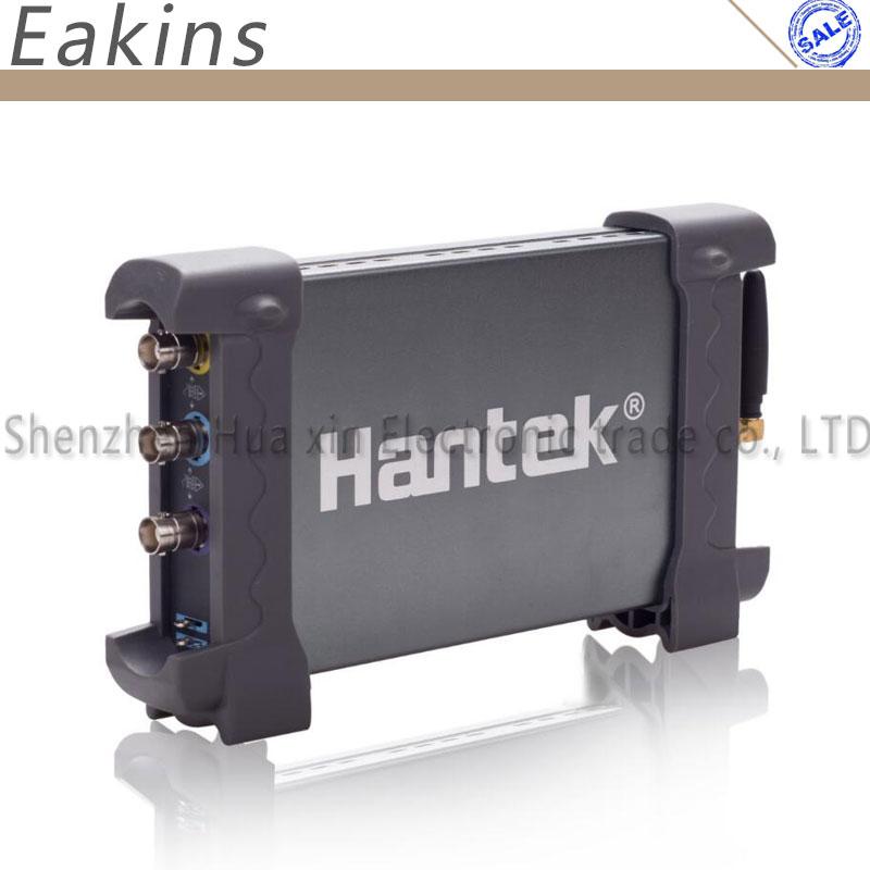 Hantek osciloscópio virtual de IDS1070A 2 canal 70 MHz 250MSa/s conexão WI FI sem fio para iPhone/iPad/Windows