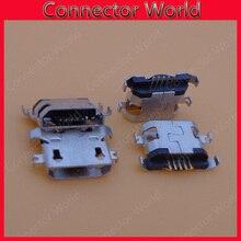 Connector Plug Micro Jack-Socket Charging-Port Mini-Usb 200pcs for Lenovo K30/K30-t/K30-w/..