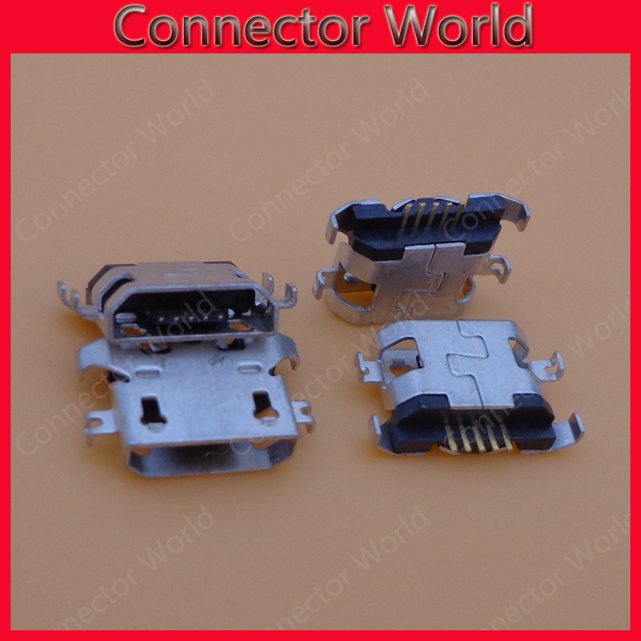 For Lenovo K30 K30-T K30-W K50-<font><b>T5</b></font> K3 Note 5-pin micro mini USB Charging Port Connector <font><b>Plug</b></font> Jack Socket Dock replacement image