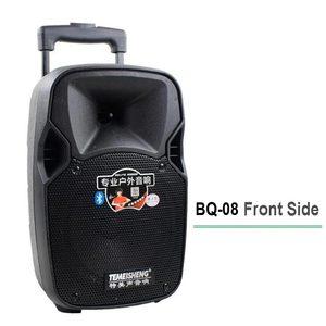 Image 2 - تليكونترول موف 30 واط عالية الطاقة المحمولة مكبر الصوت سمّاعات بلوتوث دعم ميكروفون لاسلكي في الهواء الطلق كاريوكي USB مشغل MP3