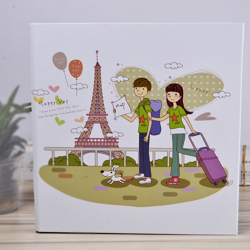 1 pcs travel 12 inch photo album wedding photos children family