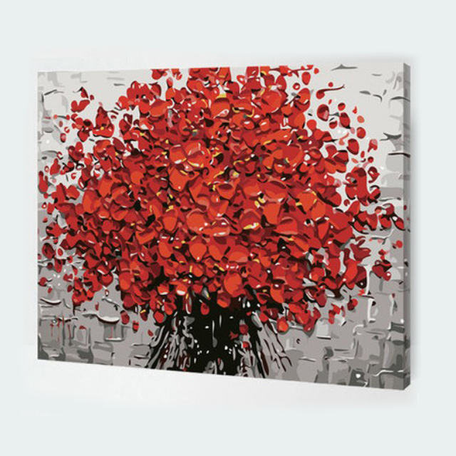 Aliexpress.com : Buy diy oil painting by numbers wall decor ...