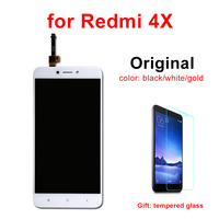 Original for XIAOMI Redmi 4X LCD with Frame High Quality Touch Screen Digitizer Replacement Assembly for Redmi 4X LCD Display