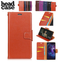 Head Case For HTC U11 Case Luxury Leather Wallet Flip Stand Phone Cover Bag For HTC