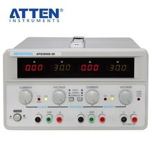 FREE SHIPPING Genuine ATTEN APS3005S-3D Dual DC power supply Adjustable constant voltage constant current Laboratory power suppl