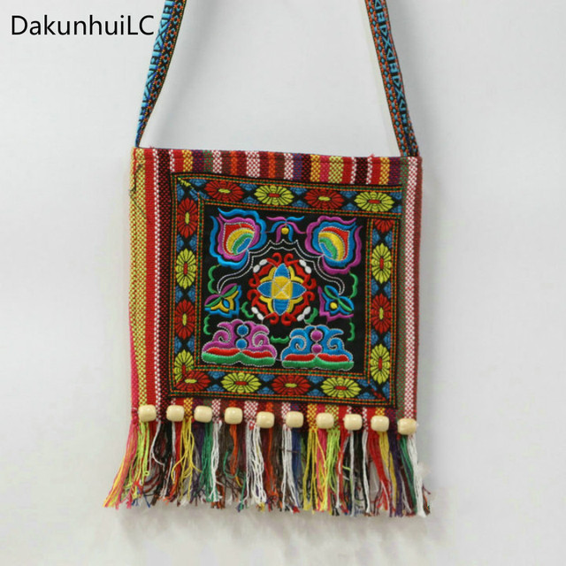 Hmong Vintage Chinese National Style Ethnic