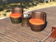 Outdoor patio sofa set furniture outdoor garden sofa