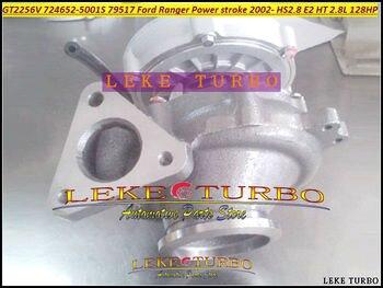 GT2256V 724652 724652-0001 724652-0007 724652-5001 S EX 79517 Turbo pour FORD Ranger course de puissance HS2.8 HT 2.8L 2002-turbocompresseur