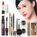Free Shipping Free Shipping Beauty Hot Makeup Set Eyeshadow Palette Eyelashes Brush Mascara Eyeliner Pen kit Lipstick maquiagem