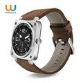 2016 UWATCH Новый Bluetooth Smart Watch Поддержки Сердечного ритма Сна трекер Сообщение Напомнить smartwatch Для IOS Android pk K88H № 1 G5