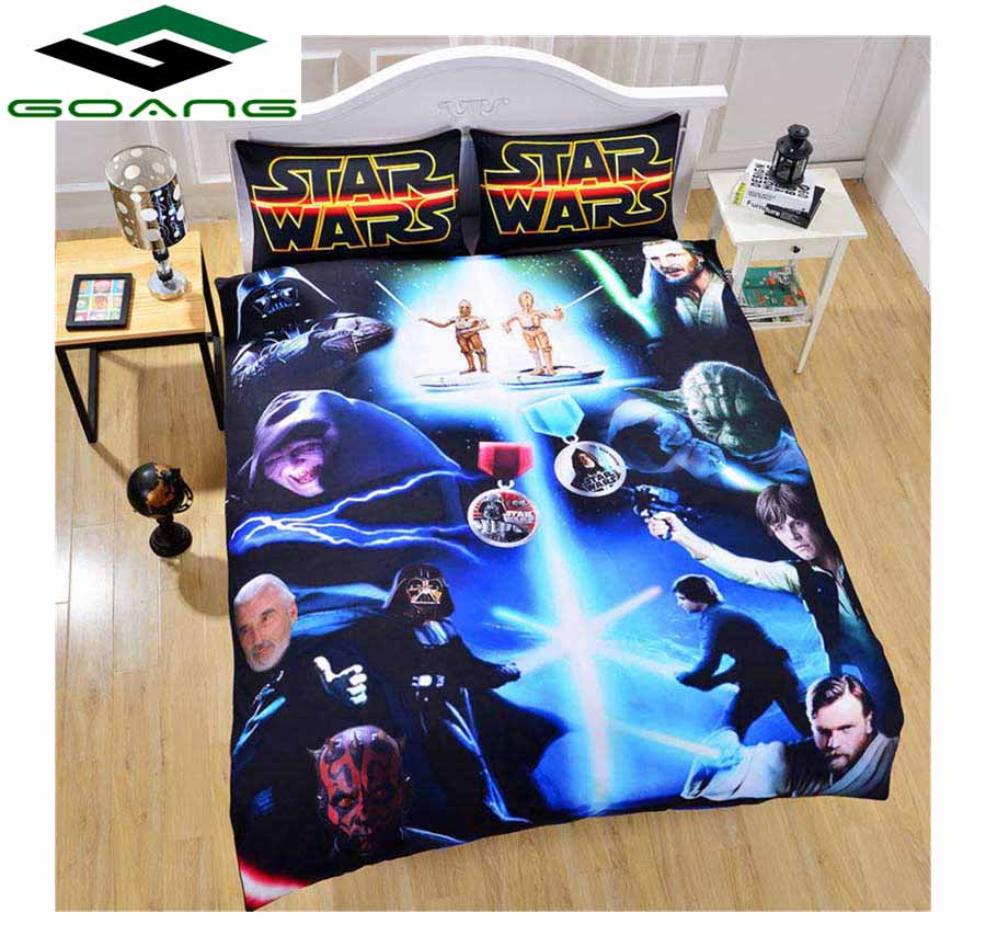 Star Wars Bedding (1)