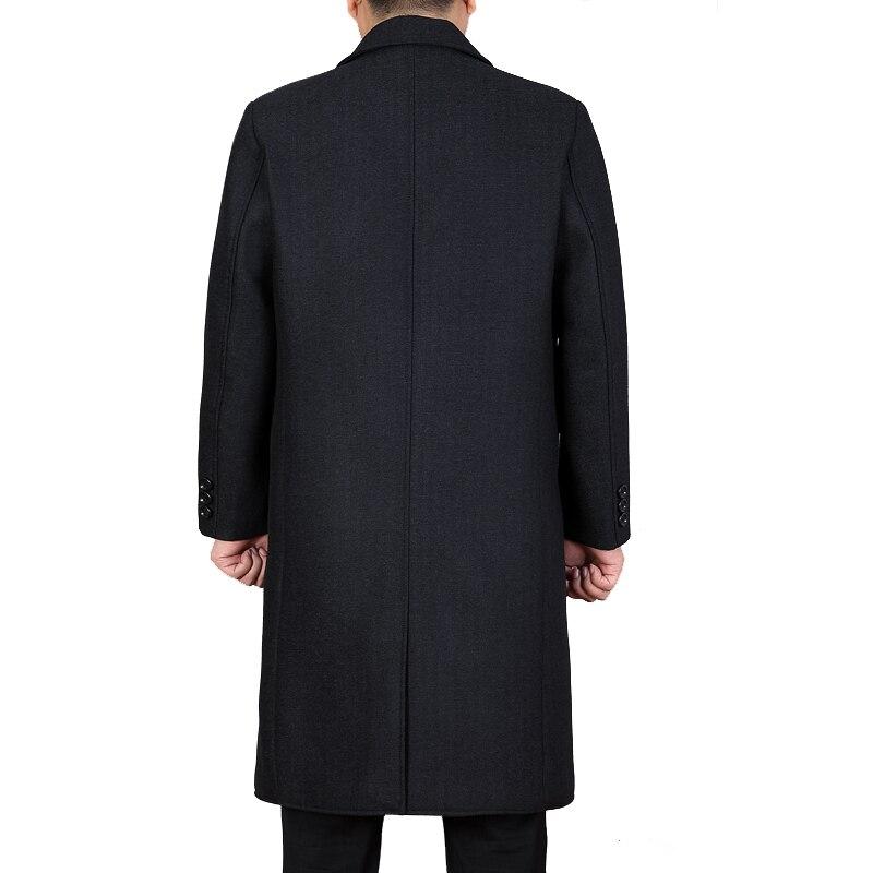Mu Yuan Yang Business décontracté hommes vestes en laine 3XL 4XL épaissir hommes x long laine manteau hiver mâle laine & mélanges pardessus-in Laine et mélanges from Vêtements homme on AliExpress - 11.11_Double 11_Singles' Day 3