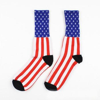 Stars & Stripes USA Socks