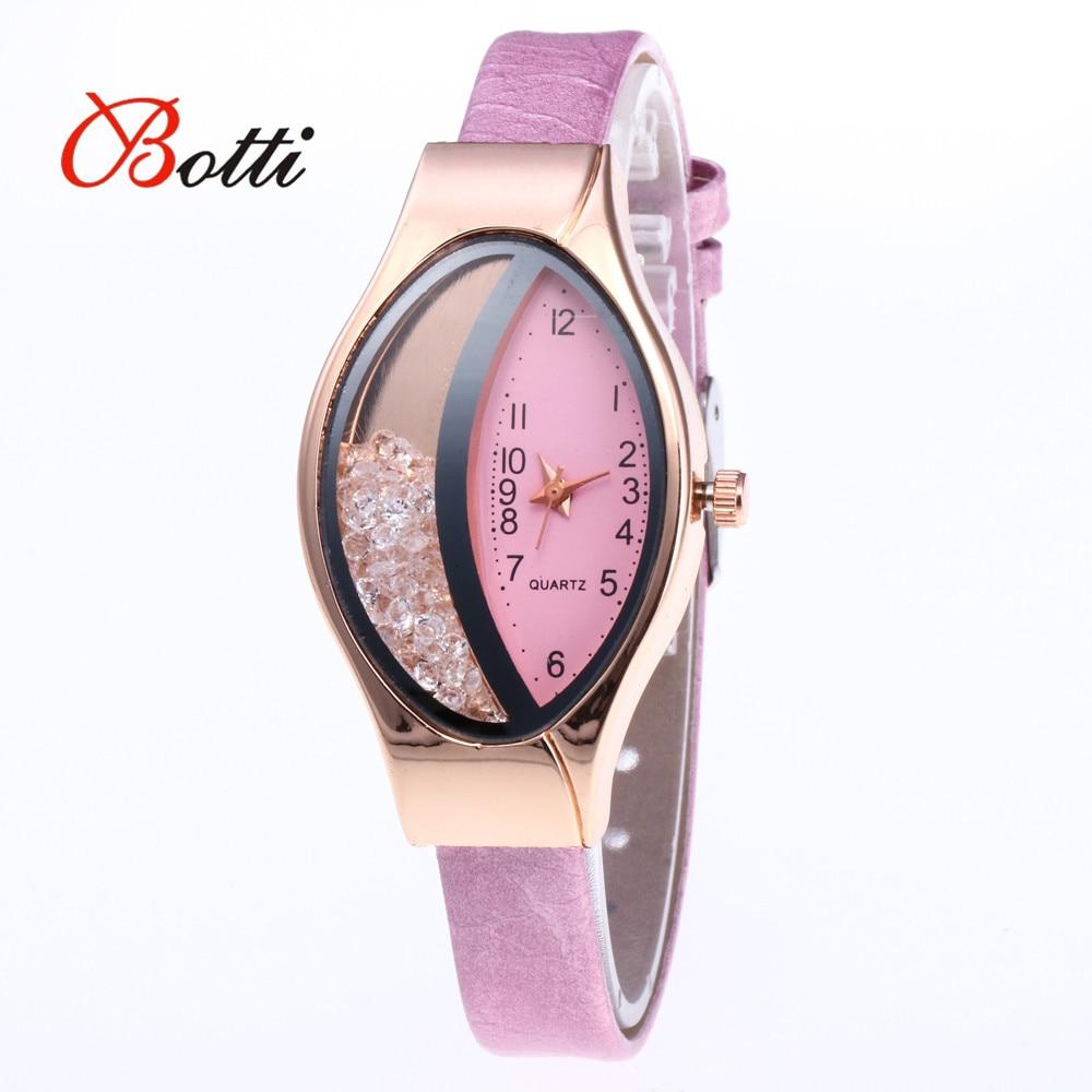 Relogio Feminino 2018 Fashion Women Watch Luxury Casual Oval Dial Women Quartz Watch Women Ladies WristWatch Clock Bayan Saat
