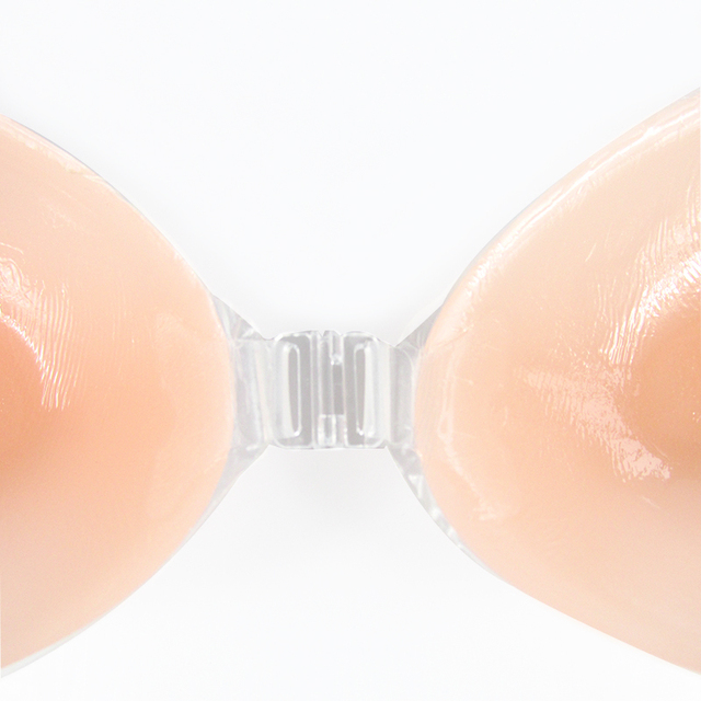 Self-adhesive Backless Silicone Bra