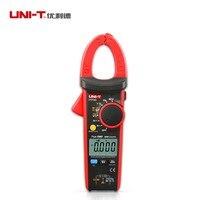 Mejor UNI T UT216C 600A True RMS abrazadera Digital multímetros de rango automático AC y DC probador