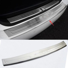 For Lexus RX270 RX350 RX450h Stainless Steel Rear Bumper Protector Cover Trim цена