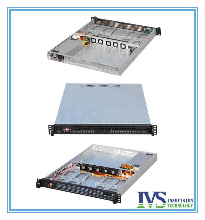 все цены на  Compact 1U rackmount chassis RC1550 rack server case  онлайн