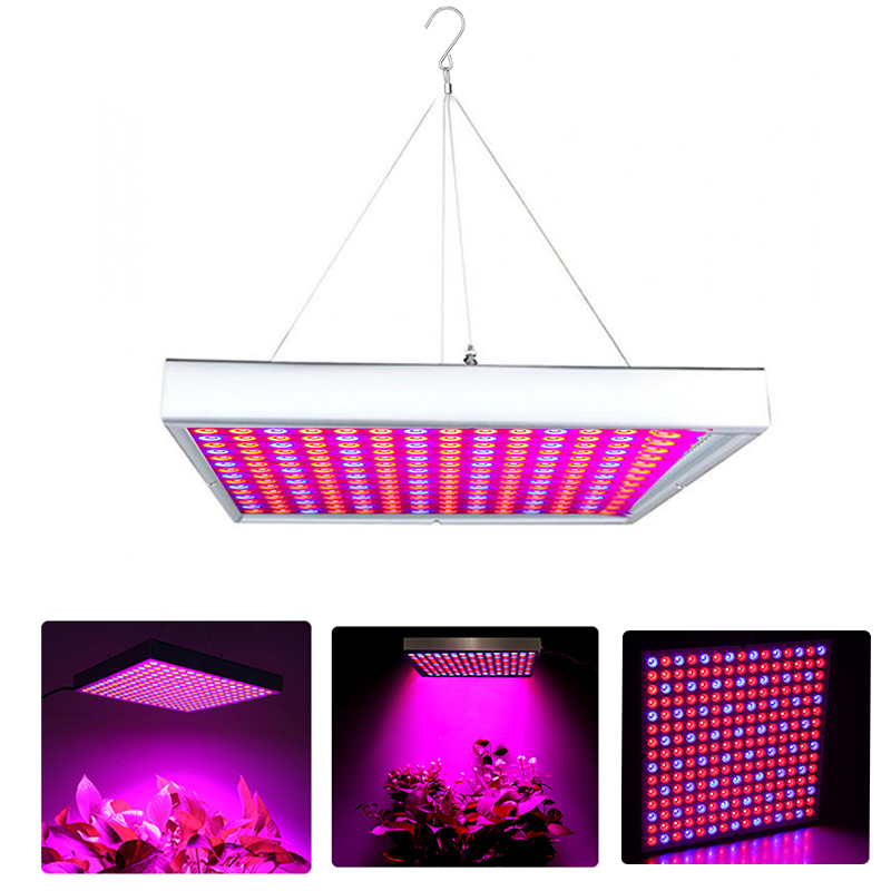 Lamp For Plants 1000W 225 LED Grow Light Full Spectrum Phyto Lamp US EU Plug Indoor Flowers Seedlings Energy Saving Fitolampy