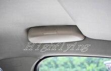 Салонные аксессуары Защита от солнца Автомобильные держатели для очков коробка Защита от солнца Очки держатель Box для Land Rover Discovery 3 2004-2008