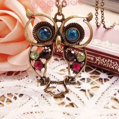 Vintage Colors Special Puhu Design Necklaces 2