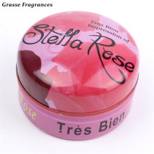 Grasse Fragrances Original Rose Magic Parfum Solid Perfume Femme Protable Solid Perfumes,Perfume for Women