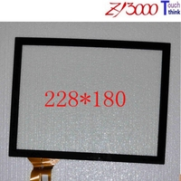 5pcs/lot new Stock 10.4 Inch 228*180 Capacitive Multi Touch Screen Panel 10 Points Usb Industrial touchscreen panel