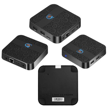 Goto TV Brazil set top box Android 7.1.2 with 4-core 8GB flash HD TV wireless WiFi and wired network2 year free time