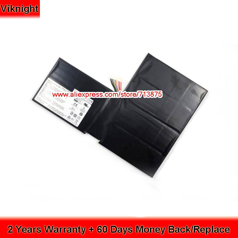 Genuine Laptop battery BTY-M6F 11.4V 4150mAh for MSI GS60 2PL 6QE 2QE 6QC MS-16H2