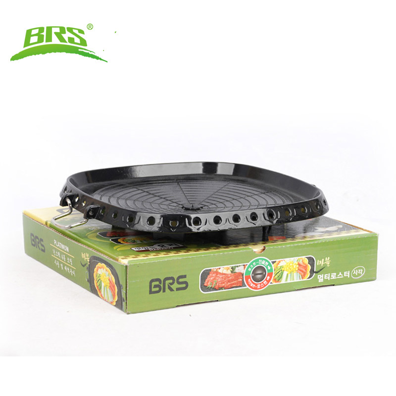 BRS-25 Gas stove camping stove Camp cocinilla titanium stove hiking barbecue grill for outdoor cooking portable pot non-stick  цены