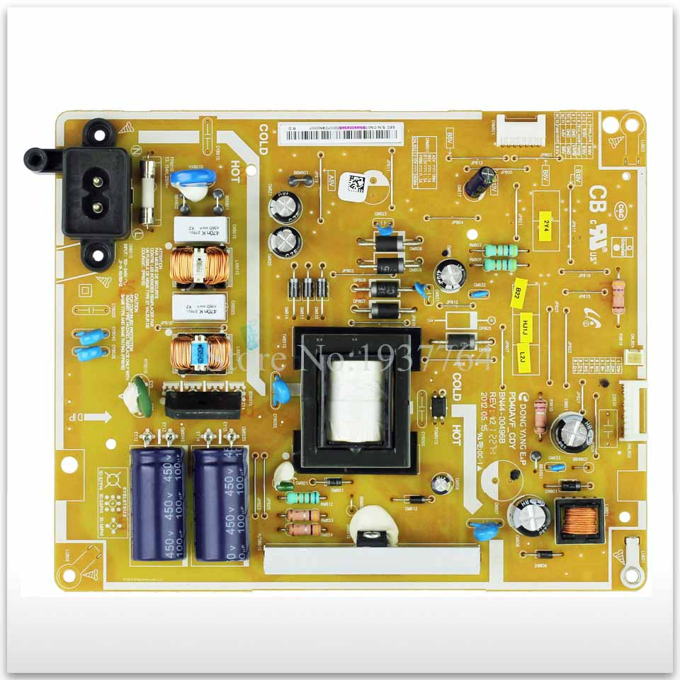 95% new Original power supply board used UA40EH5003R BN44-00496B good working good working original used for power supply board ua46d6600wj pd46b2 bdy bn44 00427b 95