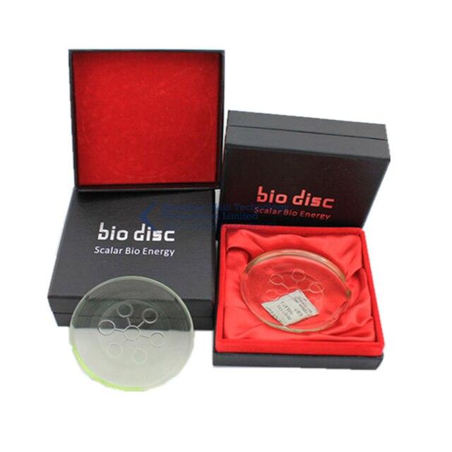 Здравоохранение! скалярные Биоэнергии Диск 2 для жизни Здоровья Оригинальной Аутентичной Bioexcel Квантовой домашнего использования 1000 ~ 2000 отрицательных ионов
