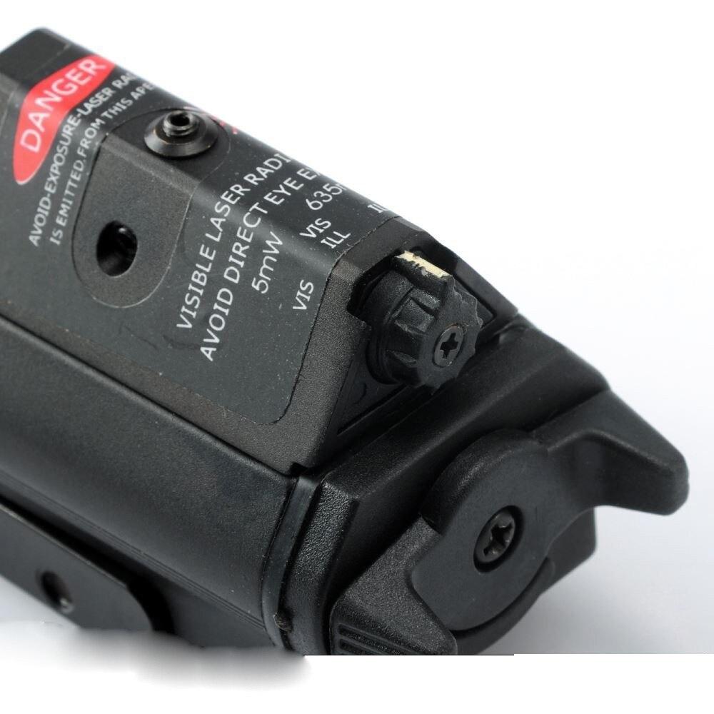 tático fleshlight m6 led lanterna combo laser