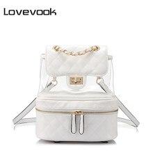 cb902df73f LOVEVOOK mini sac à dos femmes effacer petit sac d'école des femmes sac à  dos étudiant sac à dos sacs dames sacs fourre-tout pvc.