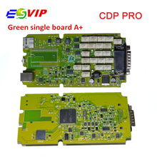Discount 2018 Single Board tcs cdp pro with good NEC RELAYS CDP 2014 R2 / 2015 R3 With Keygen Diagnostic Tool 10pcs DHL free