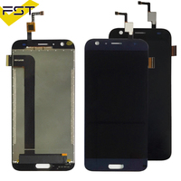 5 5 Black Blue For DOOGEE BL5000 Lcd Display Touch Screen Digitizer Assembly For BL5000 LCD