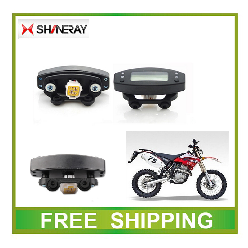 XY250GY SHINERAY X2 X2X  250CC dirt bike speedometer odometer instrument accessories free shipping цена 2017