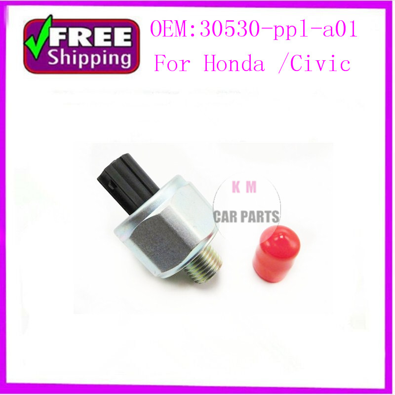 high quality new KNOCK SENSOR oem 30530-ppl-a01 30530ppla01 For Honda /Civic /Accord /CR-V/Acura/Element цена