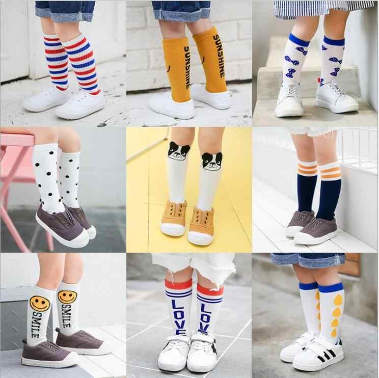 ฤดูใบไม้ร่วงการ์ตูนถุงเท้าผ้าฝ้ายถุงเท้าถุงเท้าเด็กน่ารักถุงเท้าเด็กเสื้อผ้าเด็ก