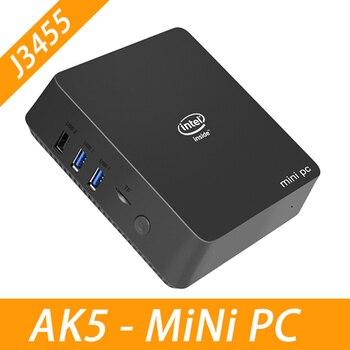 Pfsense מיני מחשב Fanless Intel Celeron J1900 J1800 מעבד 4x Intel Gigabit  Ethernet