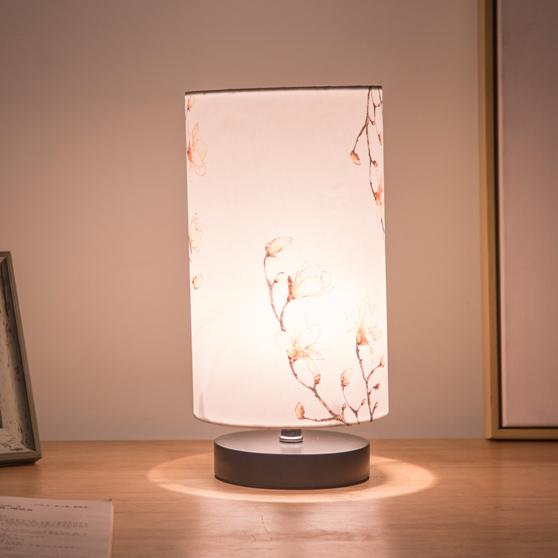 Lampe de Table en bois avec abat-jour en tissu lampes de chevet en bois lampes de bureau modernes E27 110 V 220 V luminaire de lectureLampe de Table en bois avec abat-jour en tissu lampes de chevet en bois lampes de bureau modernes E27 110 V 220 V luminaire de lecture