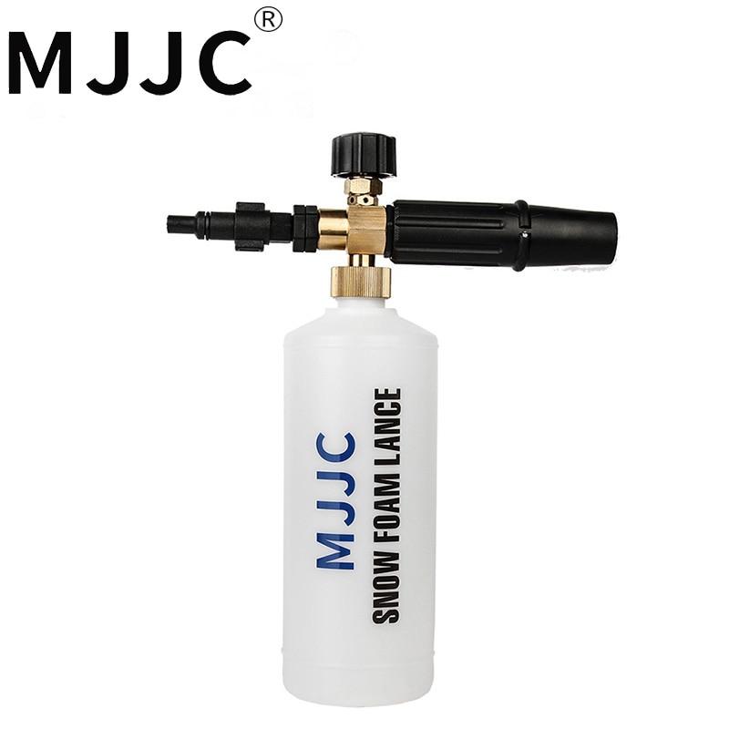 MJJC Marke Schnee Foam Lance für Lavor Parkside Foreman Sterwins Hitachi Sorokin Copokin Hammer Elitech Champion Schaum Kanone