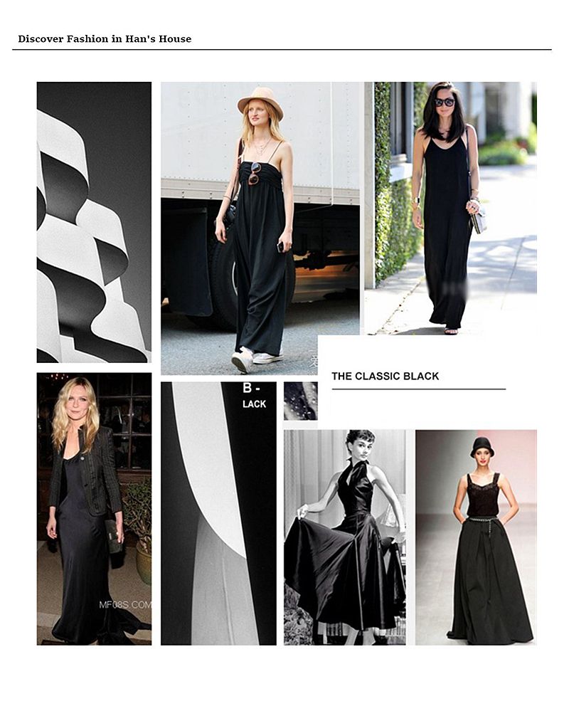 Black Dress Women 100% Silk Simple Design Adjustable Spaghetti Strap Sleeveless Long Dress Elegant Style New Fashion 18 2